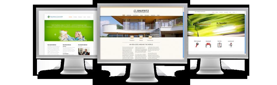 webdesign und internet Programmierung
