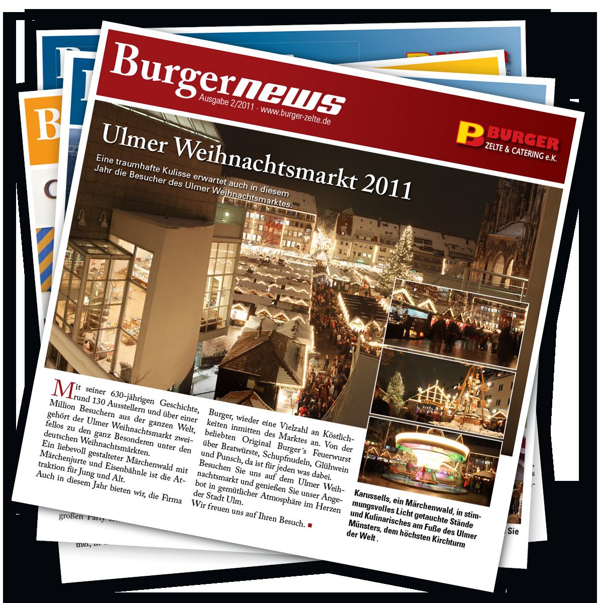 Burger Zelte Catering Kundennews Werbeagentur Babenhausen