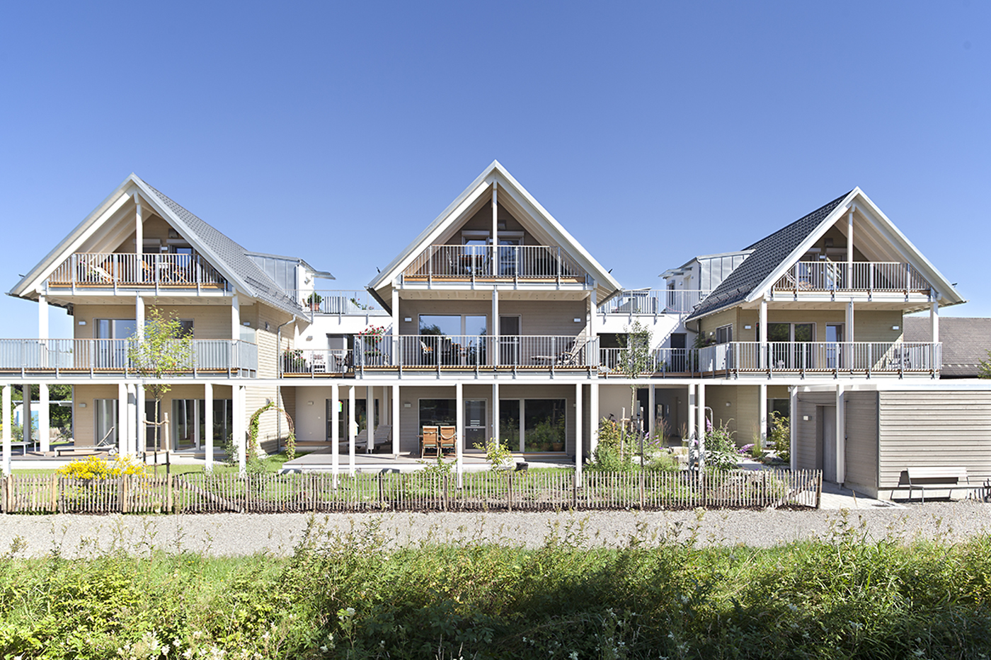 Mehrfamilienhaus Unterallgäu front