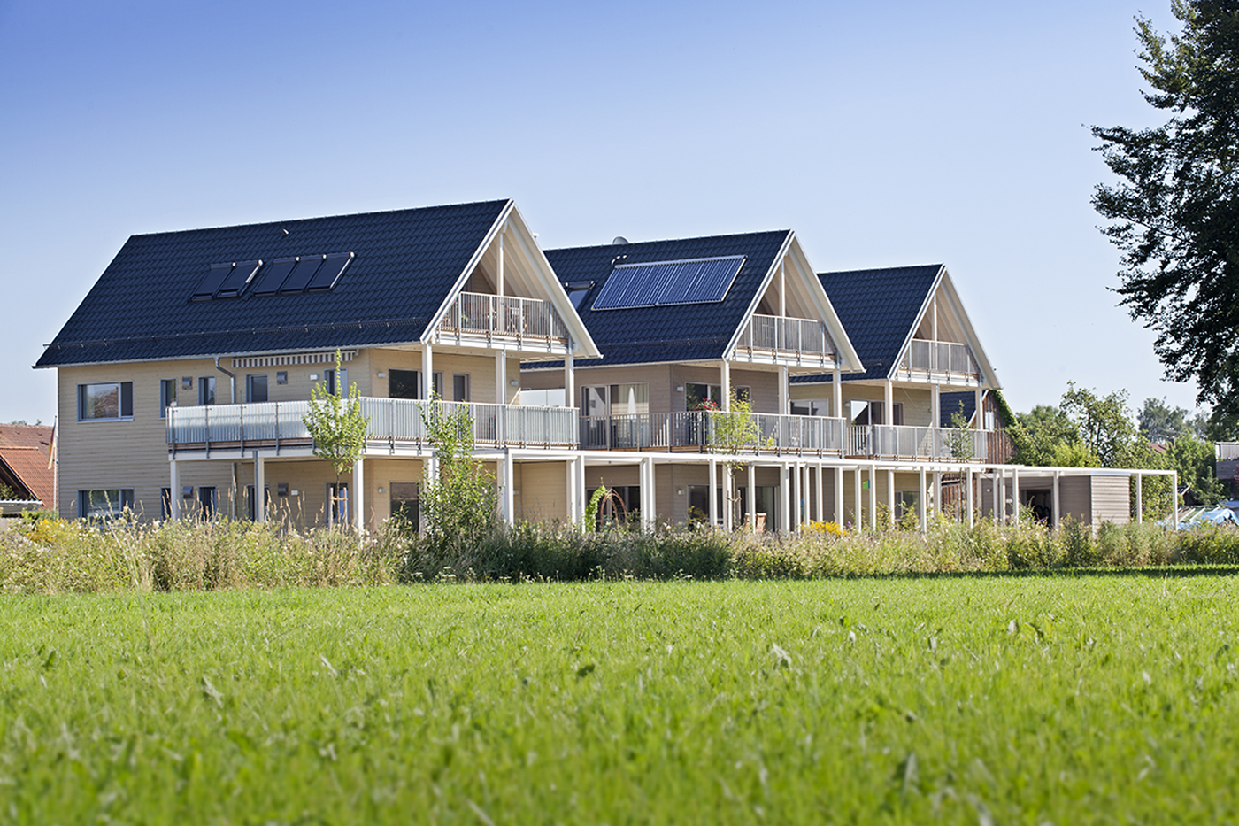 Mehrfamilienhaus Unterallgäu