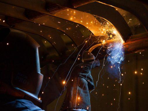 Maschinen- und Stahlbau